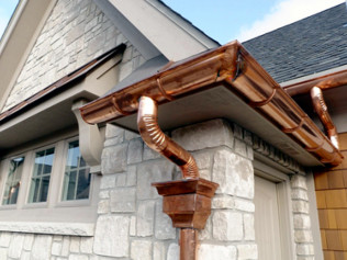custom gutter in Cypress, TX