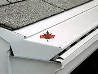 Leafproof Gutters