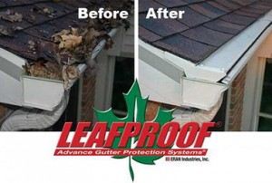 Leafproof® Gutter Covers | How It Works